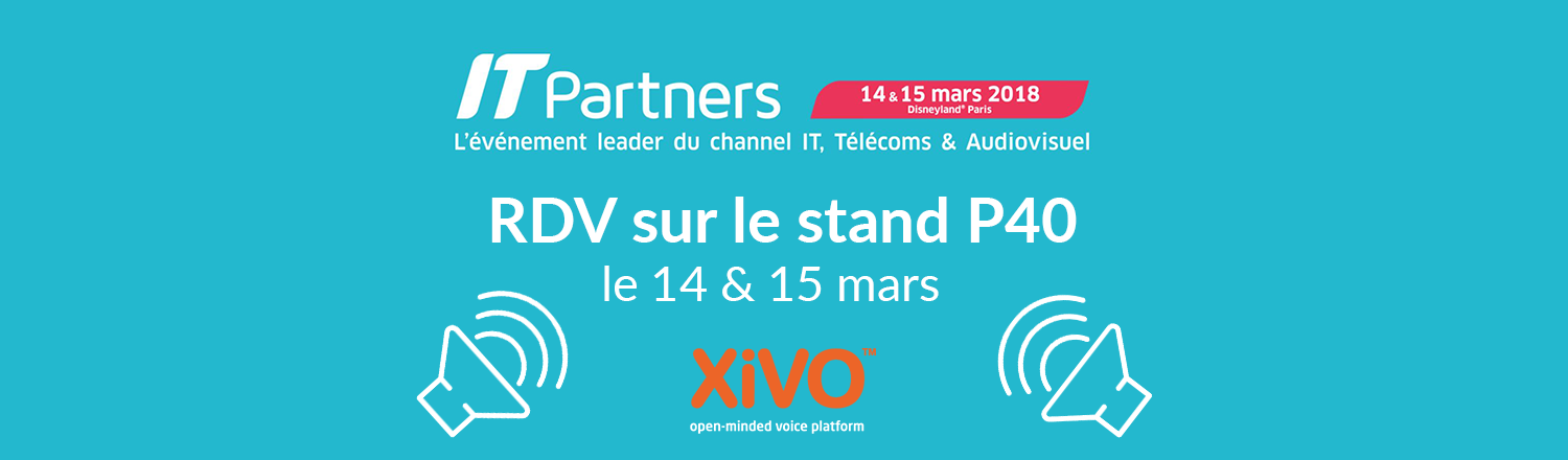 XiVO salon IT Partners
