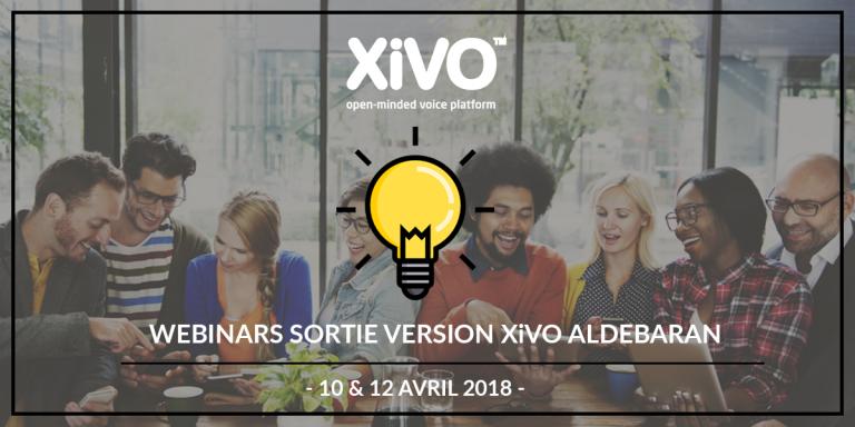 Webinars XIVO Aldebaran