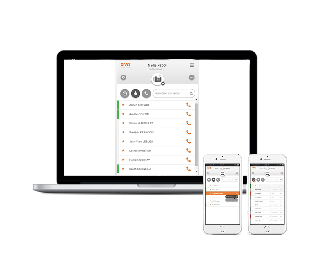 XiVO ASSISTANT, the application that unifies your communications