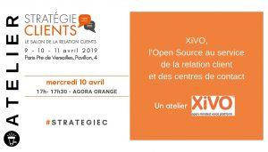 Workshop XiVO Stratégie Clients