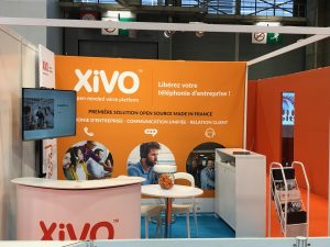 Stand XiVO Stratégie Clients