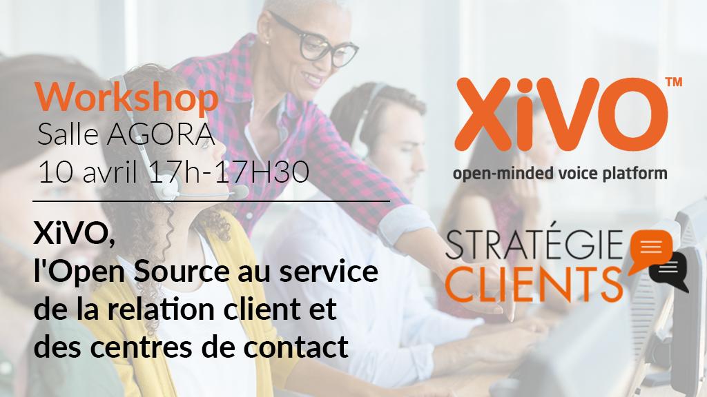 XiVO Stratégie Clients