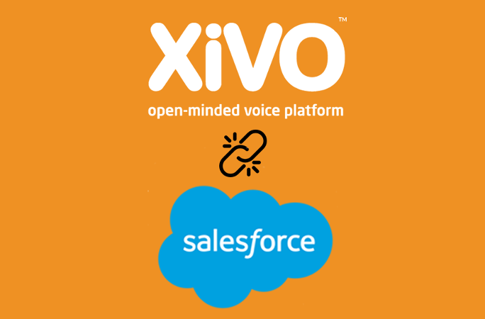 XiVO Salesforce CRM